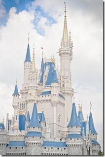 Cinderella's Castle, Magic Kingdom. Copyright © Ed Marsh, 2011