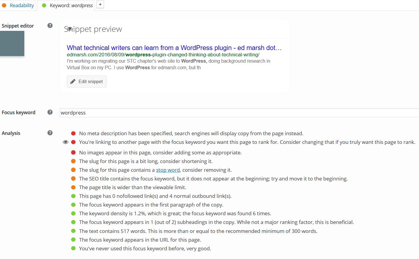 wordpress keyword plugin