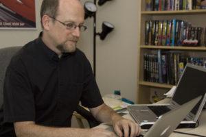 Alan J. Porter, Content Content podcast guest